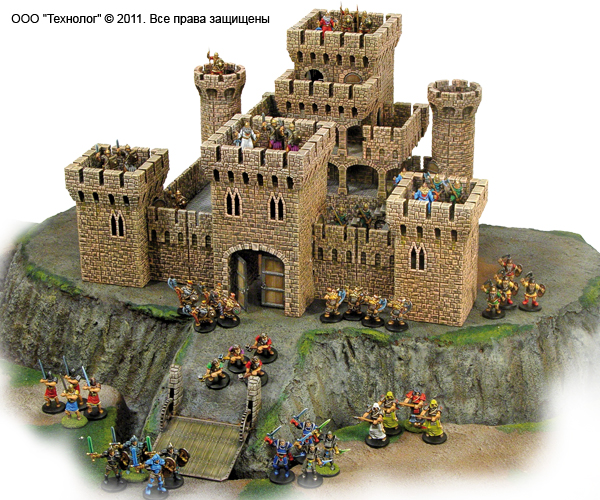 Build A Castle Game Ks